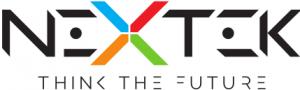 nextek logo bianco