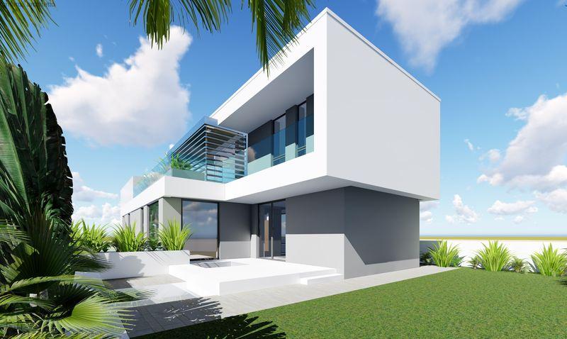 Fano progettazione ex-novo villa unifamiliare - progetti ODG